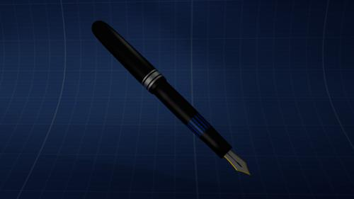 Ink pen preview image