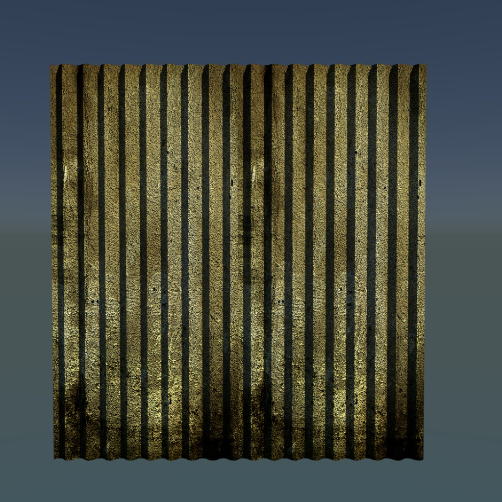 Corrugated Iron Sheet. preview image 2