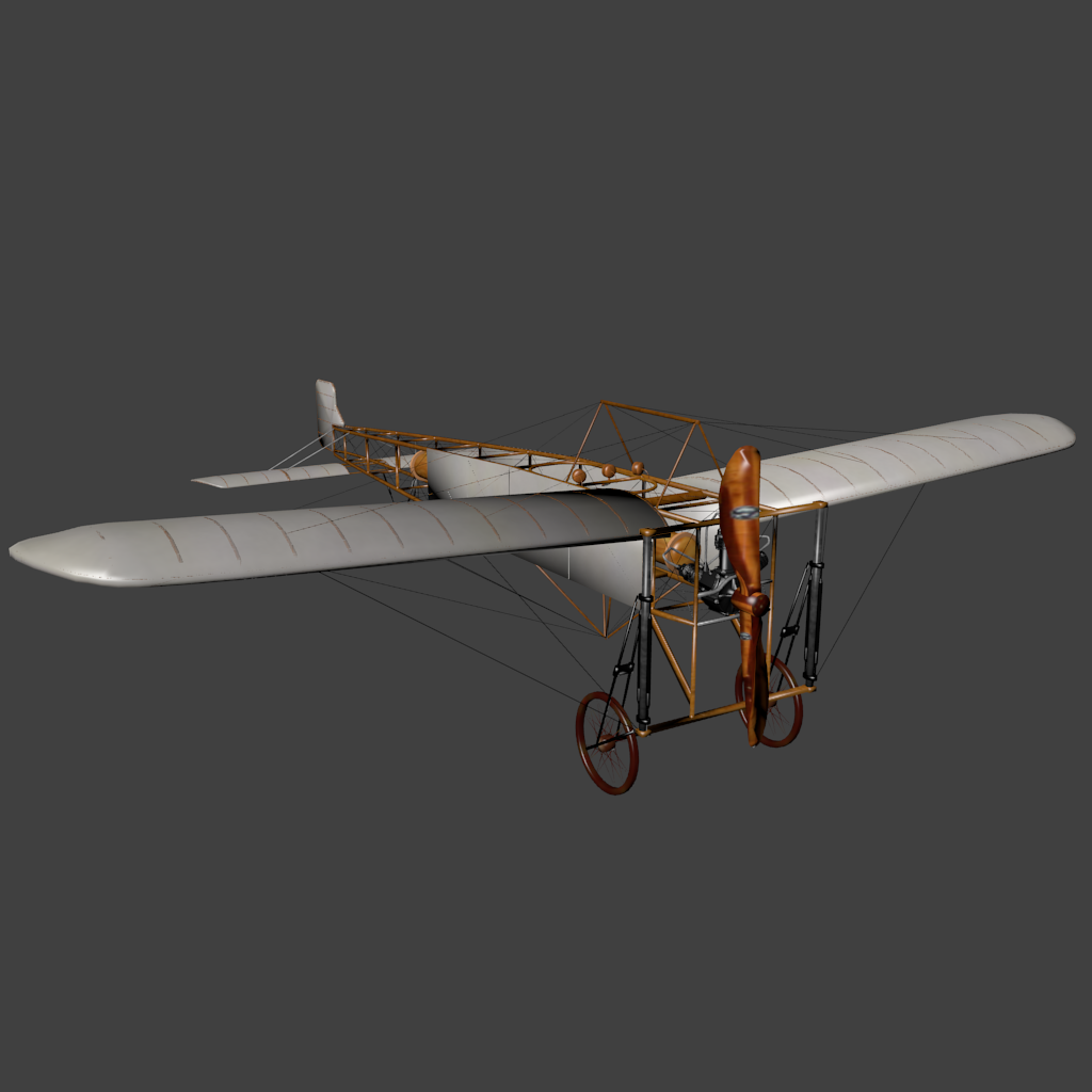 Bleriot XI preview image 1