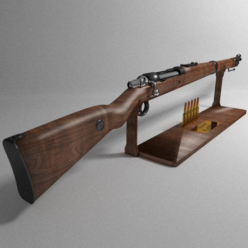 Mauser 98K preview image