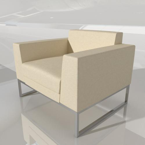 Armchair - cubed-fat preview image