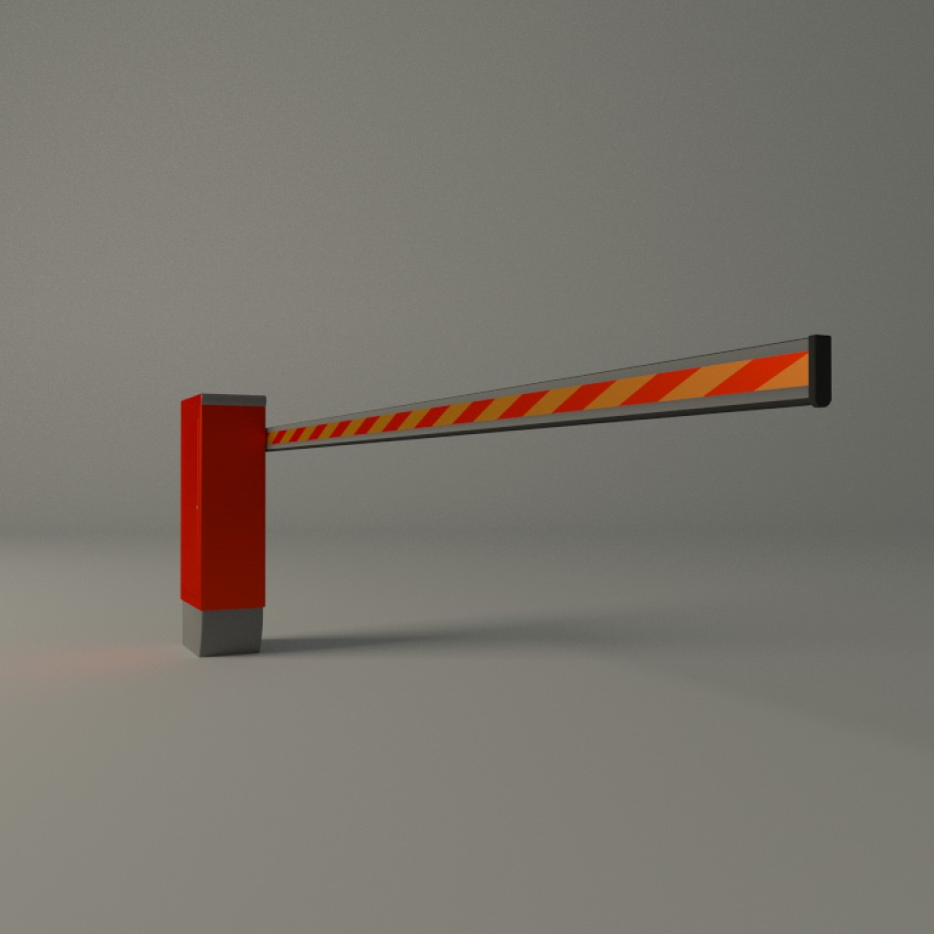 vehicle barrier preview image 1