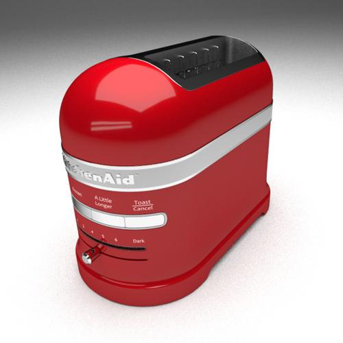 KitchenAid Pro Line Toaster preview image