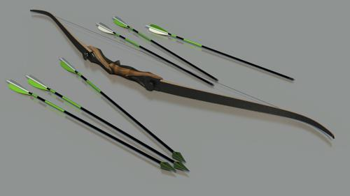 RIG - Bow and Arrows preview image