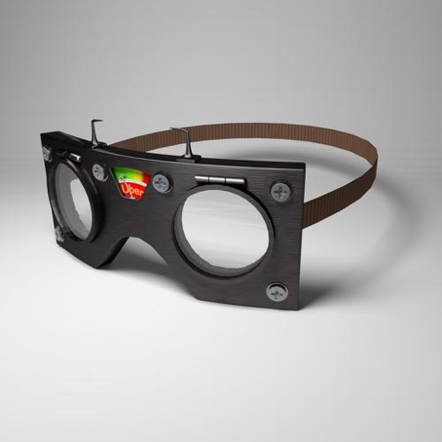 Bulky goggles preview image