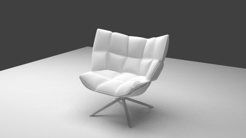 Husk chair preview image