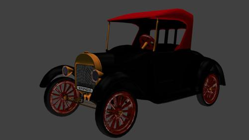 Ford T 1923 preview image