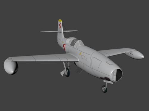 Yakovlev Yak 23 Flora preview image