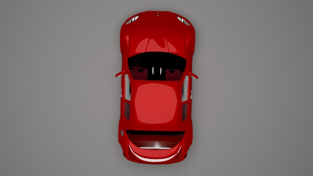 Mazda RX-8 for Cycles preview image 3