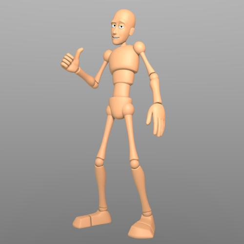Unofficial Goon Rig Blender preview image