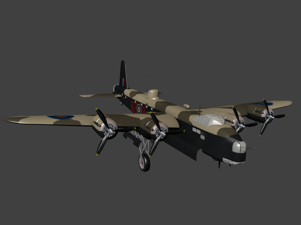 Short Stirling preview image 1