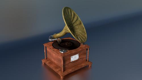 Gramophone preview image