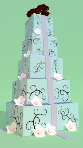Decorative Cake preview image