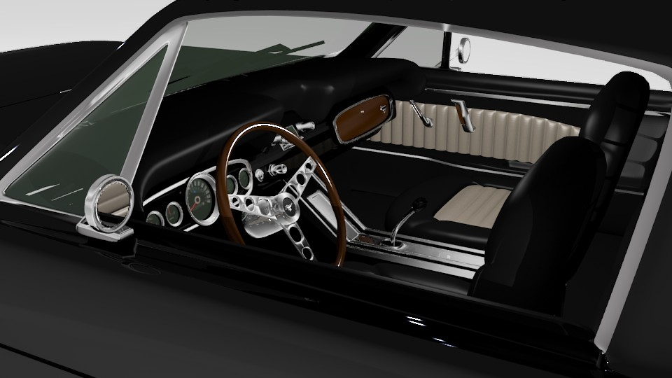 Mustang 66 fastback preview image 4