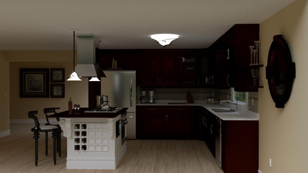 Blend Swap Complete Kitchen