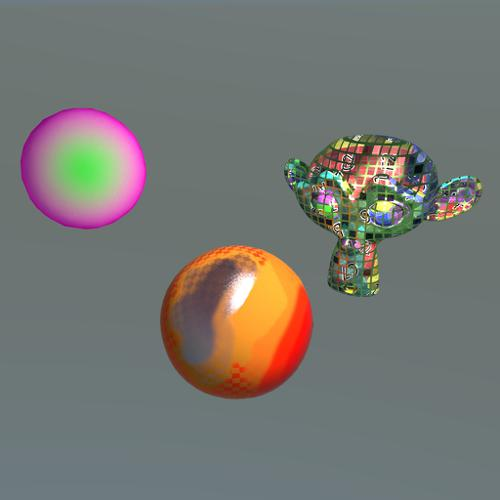 Some Three-way textures for Cycles preview image