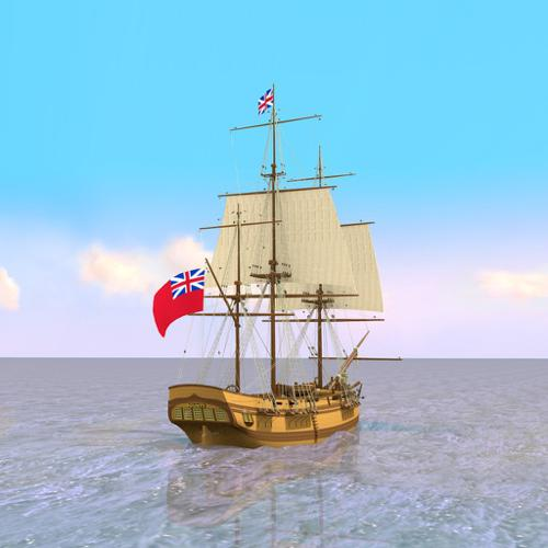 HMS Bounty preview image