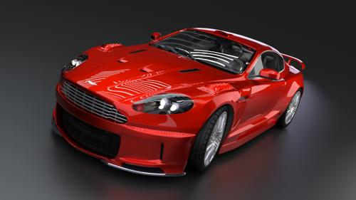 aston martin DBS CUSTOMISED preview image