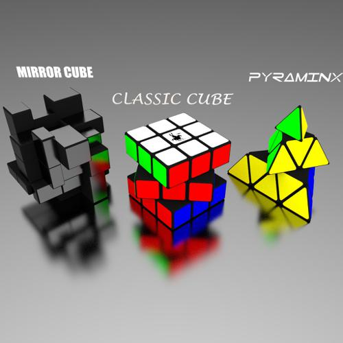Magic Cubes preview image