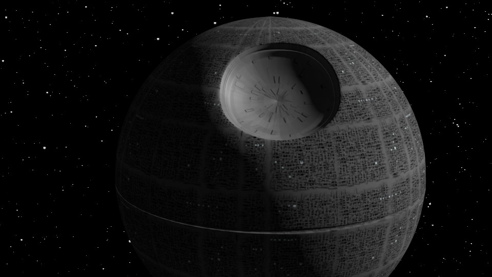 Death Star (Star Wars) preview image 1
