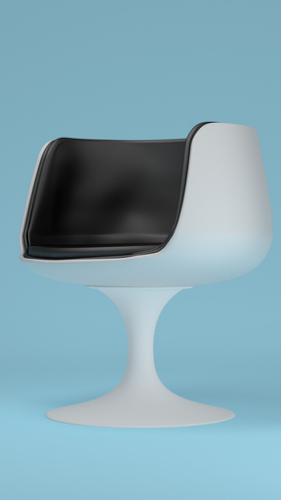 Cognac Cup Chair preview image