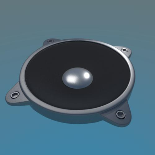 Generic Speaker preview image