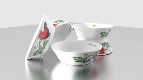 Indonesian Rooster Bowl preview image