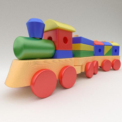 Toy Train preview image