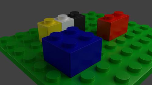 lego length-customizable bricks preview image