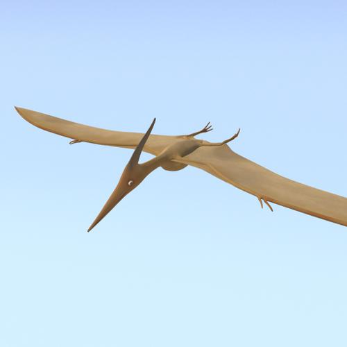 Cartoon Pterasaur preview image