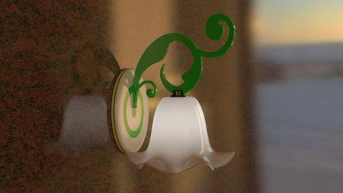 Sconce lamp preview image