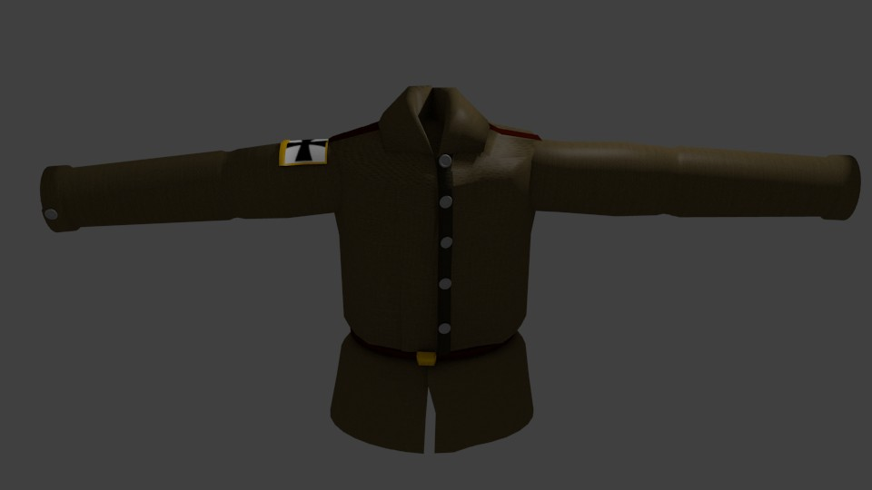 1914 Imperial German Uniform preview image 1