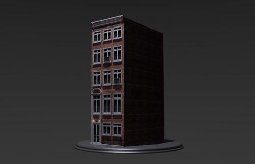 New York City apartment building preview image