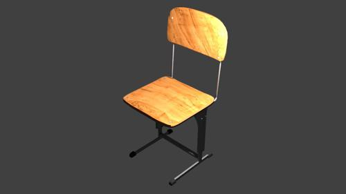 SchoolChair preview image