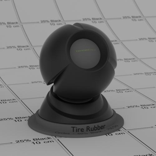 Tire Rubber preview image