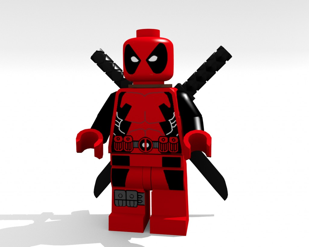 Lego Marvel Deadpool preview image 1