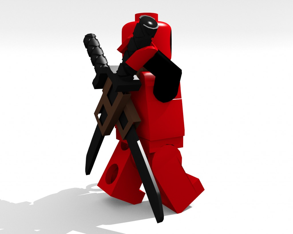 Lego Marvel Deadpool preview image 2