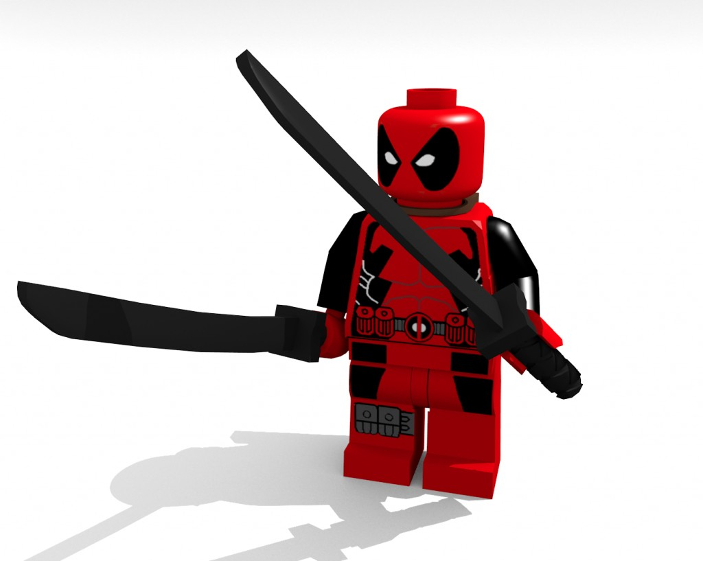 Lego Marvel Deadpool preview image 3