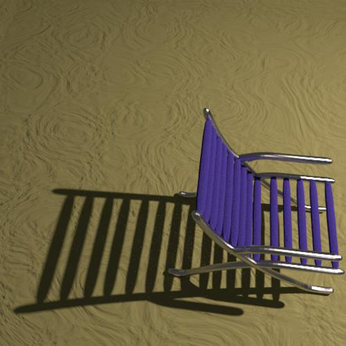 Beach pool or patio chair preview image