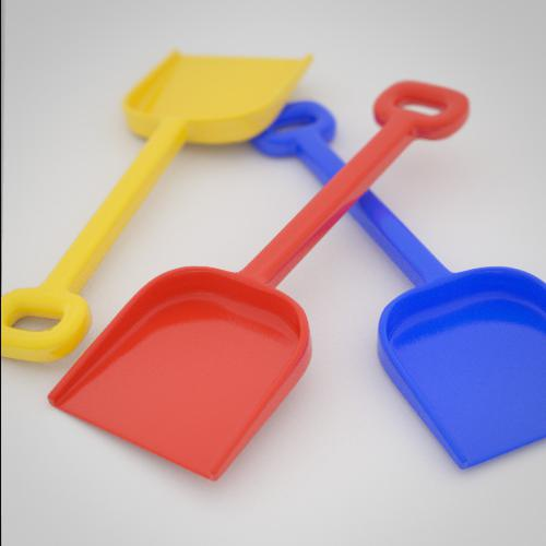 Toy Shovels preview image