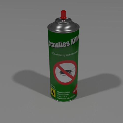 Bug spray preview image