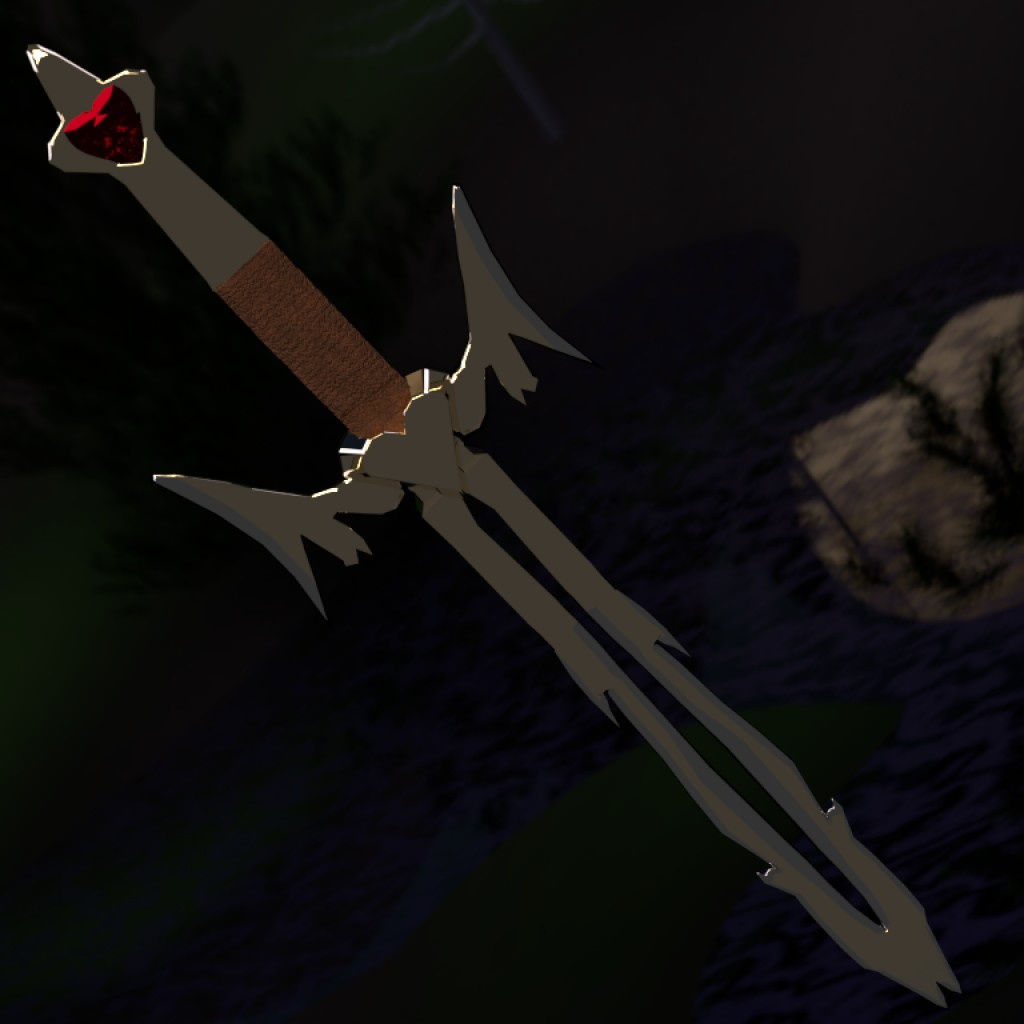 Fantasy Weapon  Sword Last Heart Throb preview image 3