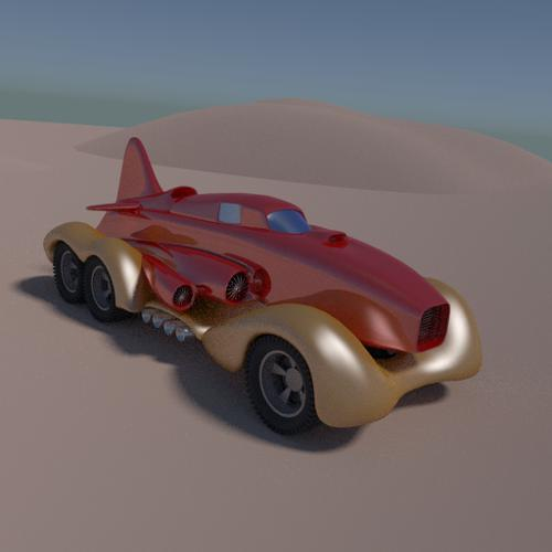 a plane car preview image