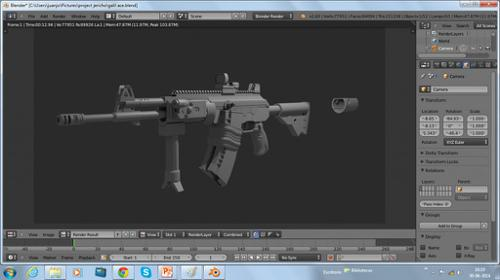 galil ace 23 preview image