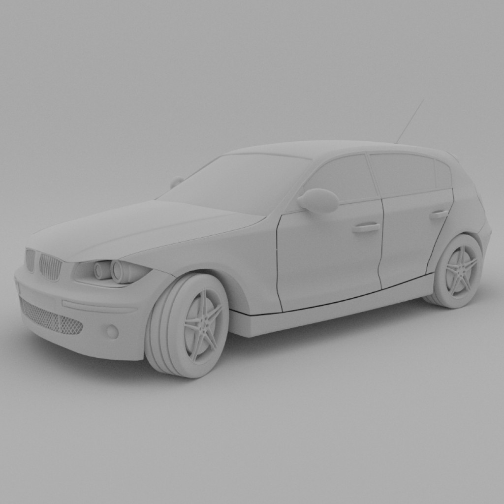 BMW E80 preview image 3