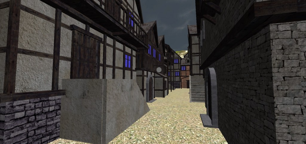 Medieval Modular Design: Buildings 1 preview image 2
