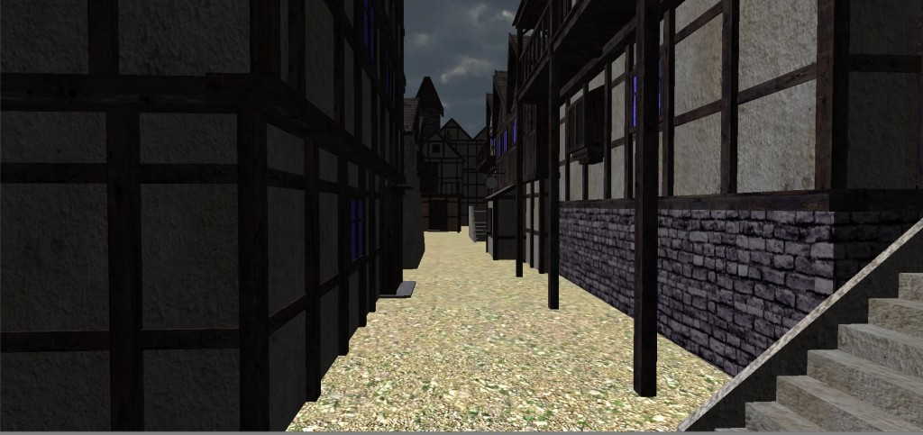 Medieval Modular Design: Buildings 1 preview image 3