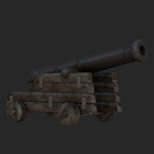 Old Cannon preview image