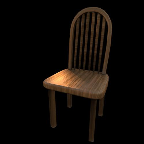Simple Chair preview image