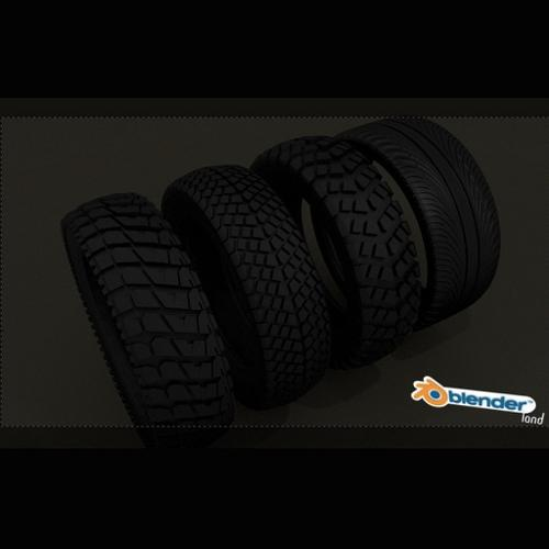 3+1tires preview image